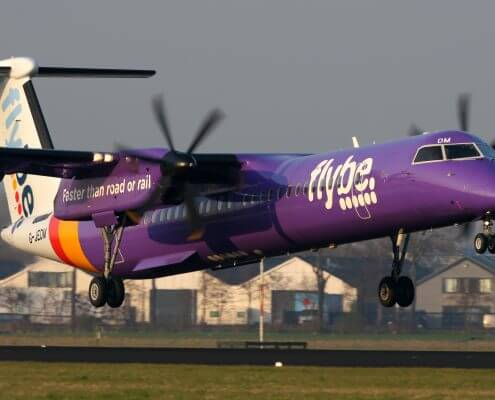 Flybe Pilot Recruitment