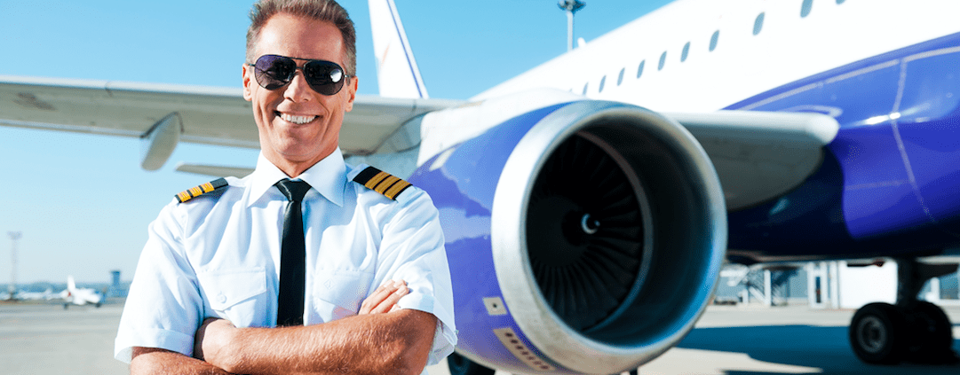 commercial airline pilot programs