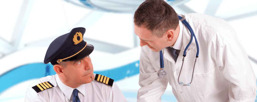 Commercial Airline Pilot Medical Requirements | EASA Class