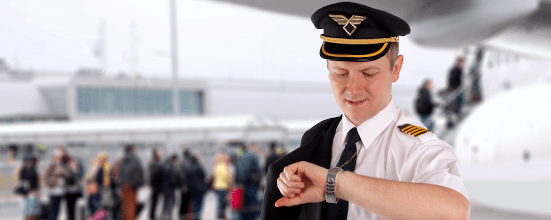 Typical Airline Pilot Roster | FlightDeckFriend com