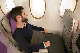 Emirates introduces blankets made from plastic bottles