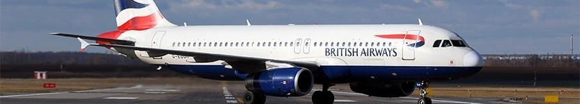 British Airways A320 First Officers