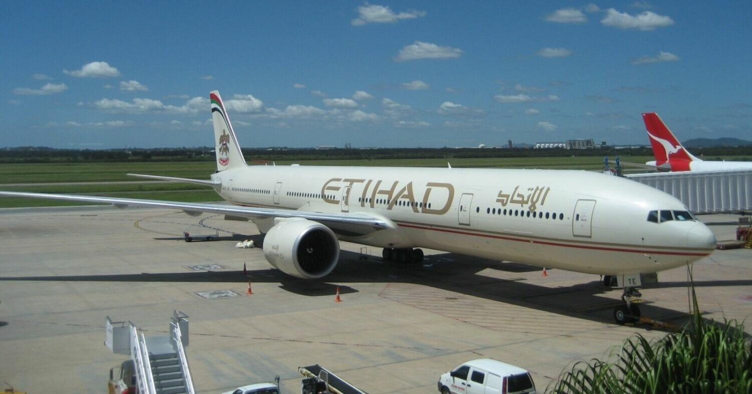 Etihad Airways Non-Rated and Rated B787 / B777 First Officers