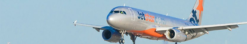 Jetstar Asia A320 Rated First Officers