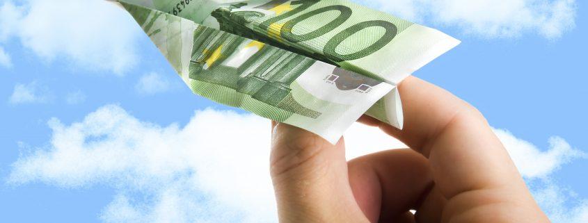 Financing commercial flight training