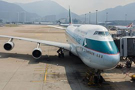 Cathay plan company re-organisation to cut costs