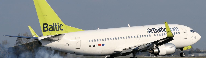 Air Baltic Pilot Recruitment