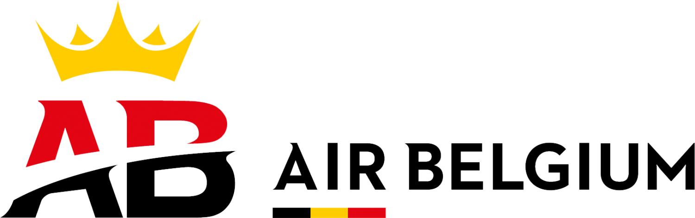 Air Belgium Logo 1500x472
