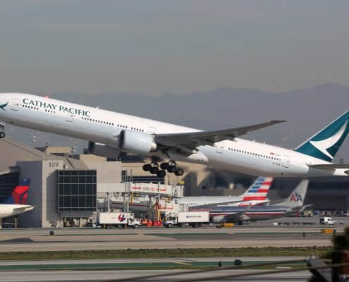 Cathay Pacific Pilot Recruitment Information
