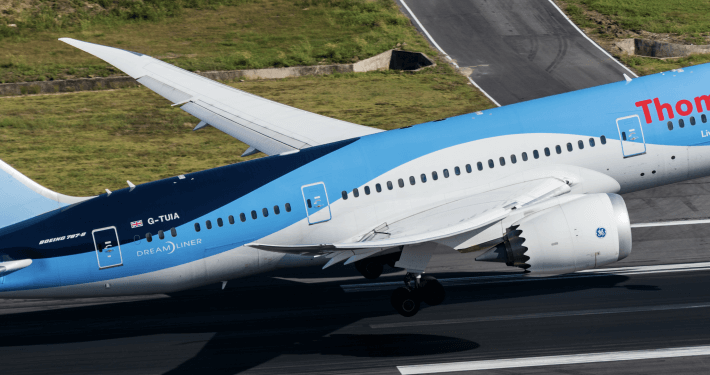 Thomson Airways B787