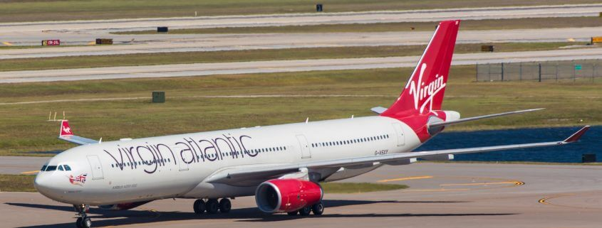 Virgin Atlantic Airbus Rated First Officers