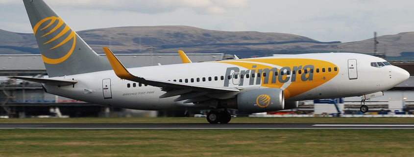Primera Air Pilot Recruitment