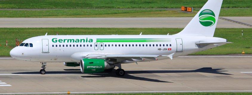 Germania Pilot Recruitment