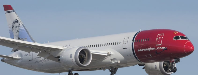 Norwegian B787 Pilot Recruitment