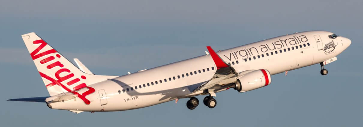 Virgin Australia 737-800 Aircraft