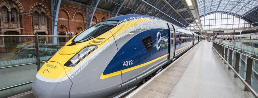 Eurostar to launch direct service to Amsterdam to compete with Airlines