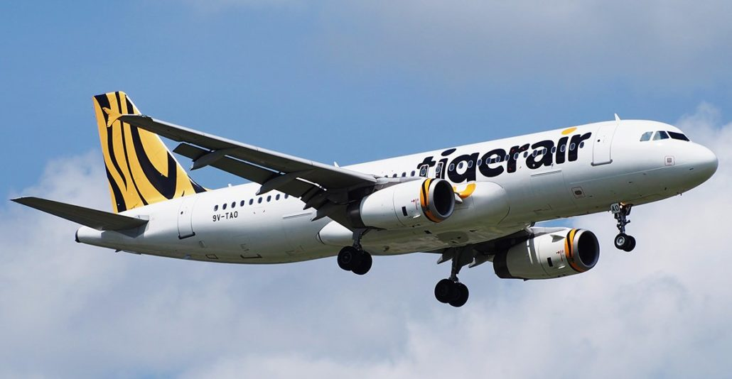 how to cancel flight tiger air