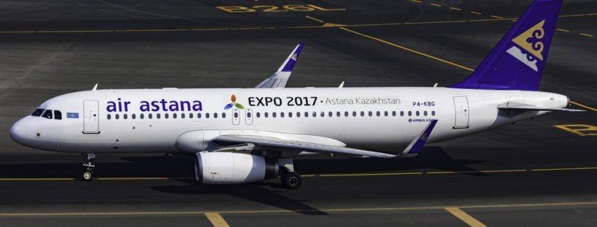 Air Astana Pilot Recruitment