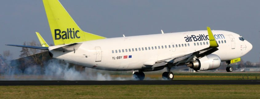 Air Baltic Pilot Recruitment