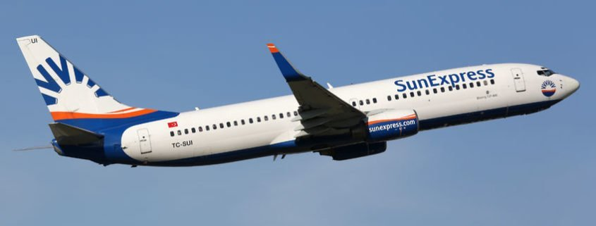 SunExpress Non-Rated Low Hour First Officers