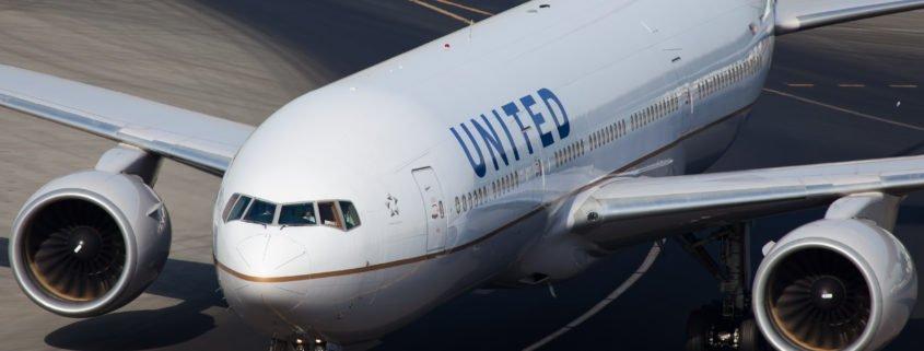 United Airlines Co-Pilot Recruitment