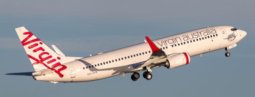Virgin Australia Non-Rated First Officers