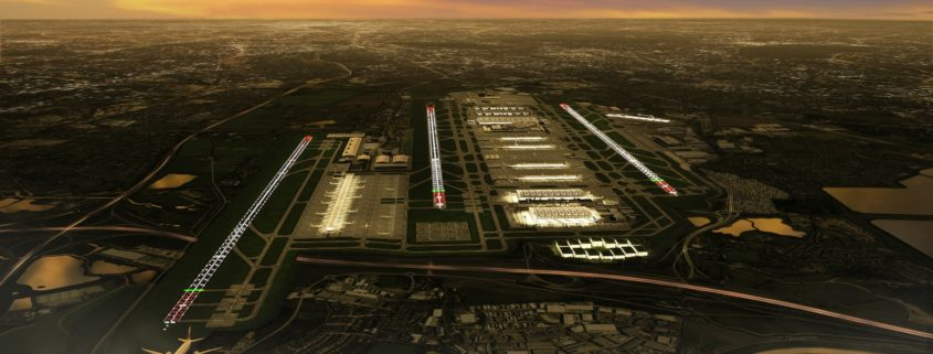 BA backs plan that claims to cut runway cost by £7bn