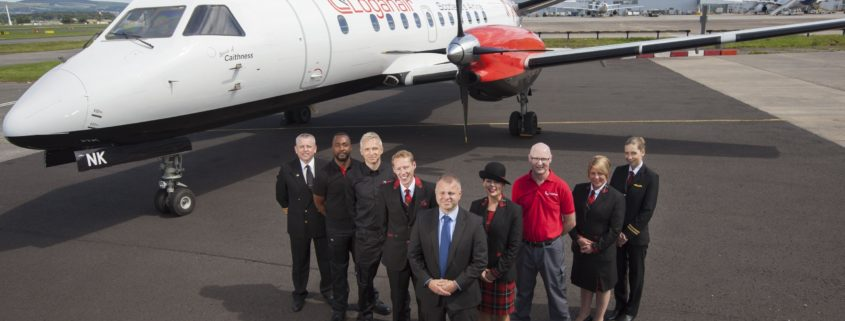Airlines compete on Scottish Highlands and islands routes