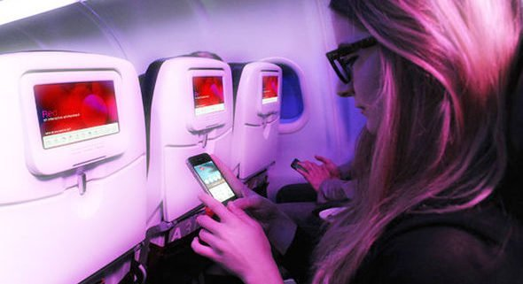 Virgin is first European Airline to have WiFi on all long haul aircraft