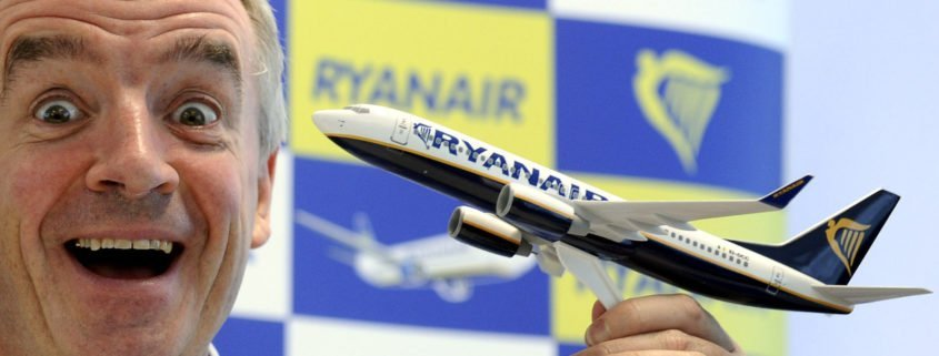 Comprehensive update on current Ryanair situation