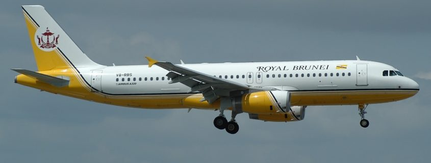 Royal Brunei A320 Rated and Non-Rated Captains & First Officers
