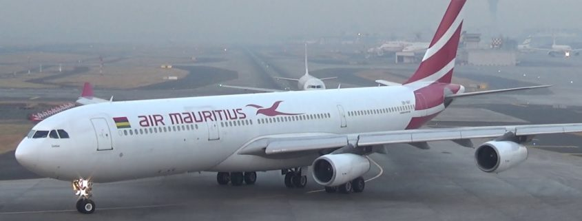 Air Mauritius Non-Rated First Officers