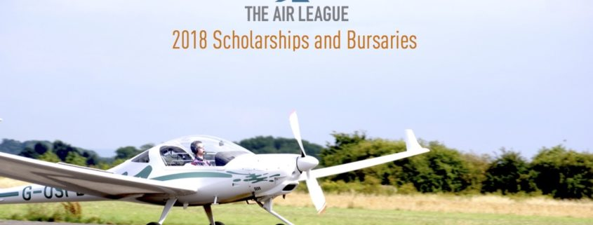 The Air League offer free flying scholarships