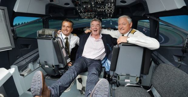 Pilots get pay rises after Ryanair fiasco