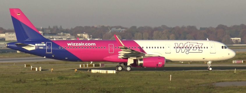 Wizz Air signs deal with Airbus for new aircraft