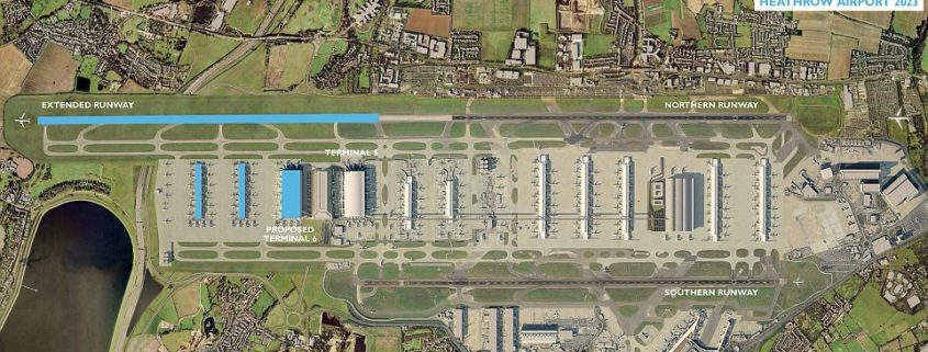 Heathrow rejects accusation it thwarted rival proposal for an extended runway