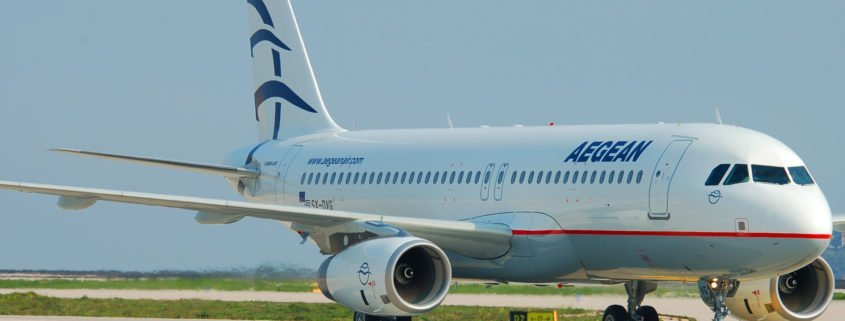 Aegean Air plans major expansion with order of 50 jets