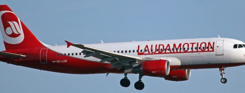 Laudamotion Non-Rated A320 First Officers