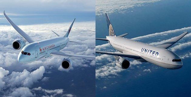 With Delta and WestJet eyeing joint venture, are United and Air Canada next?