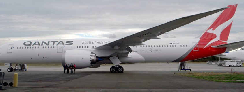 Whatitis like to be a passenger on Qantas' new London to Perth flight?