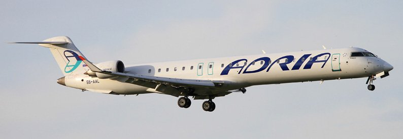 Adria Airways Non-Rated & CRJ / Saab Rated First Officers & Captains