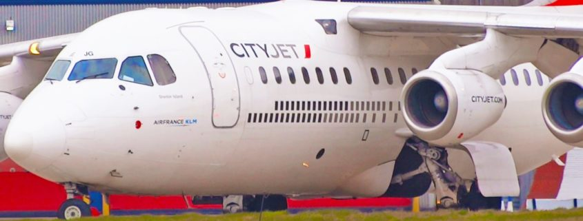 CityJet Non-Rated Avro RJ First Officers & Captains