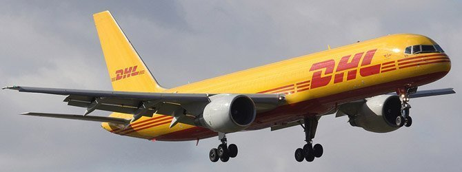 DHL Express Bahrain Non Rated Second Officers / Cadet Pilots