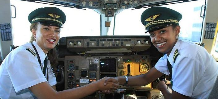 Aviationindustry told toattract more femalepilots