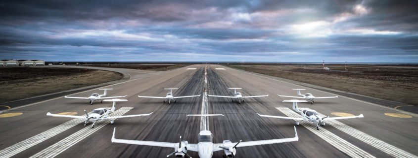 Keilir Aviation Academy Flight Instructors with bonded FI qualification available