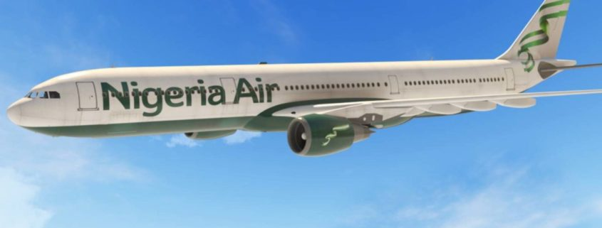 Nigeria Air relaunch grounded