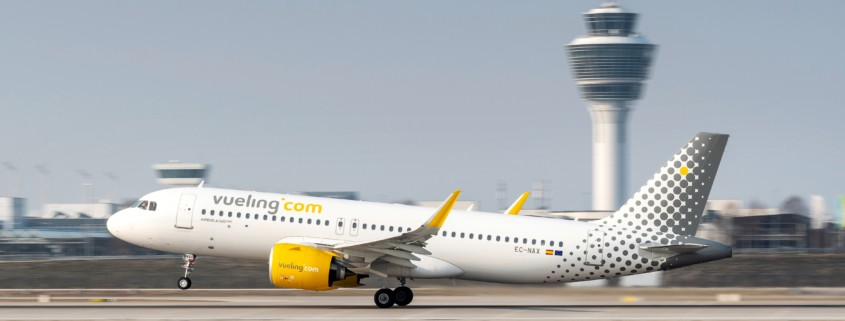 Vueling Non-Rated First Officers