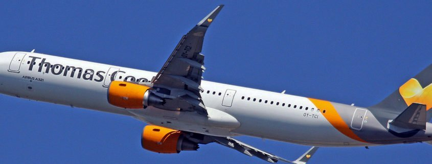 Thomas Cook Airlines Scandinavia A320 Rated and Non-Rated First Officers