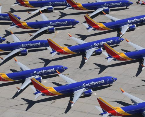 Boeing 'fix' for 737 Max