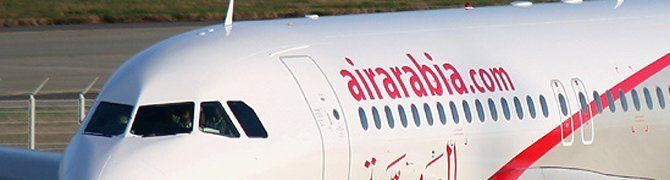 Air Arabia A320 Rated First Officers